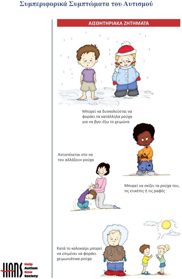 Ο αυτισμός εικονογραφημένος » 8ο Δημοτικό Σχολείο Ελευθερίου-Κορδελιού
