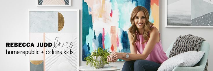 Stylist Picks Rebecca Judd Loves online from Adairs