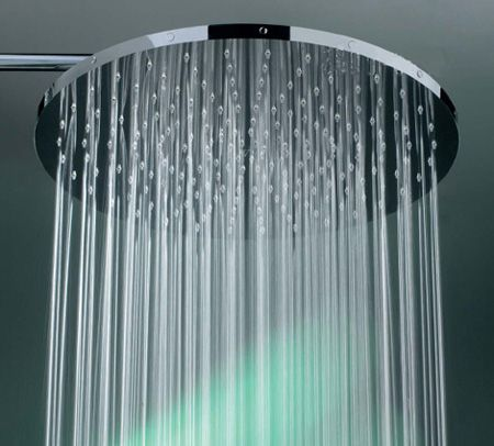 My ultimate shower head, no more jumping around to rinse every inch of your body