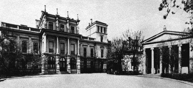 Palatul Știrbey și Corpul de Gardă. O clădire-reper a Capitalei care va deveni hol de intrare pentru primul mall de pe Calea Victoriei. Un exemplu de distrugere a patrimoniului și identității orașului București.