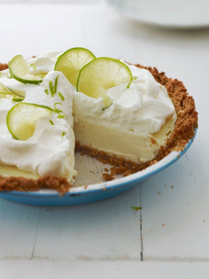 Best Ever Key Lime Pie Once Upon A Chef Recipe Key Lime Pie Lime Pie Desserts