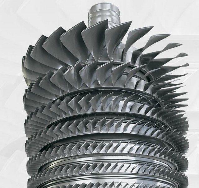 Next Gen Jet engine Fan blades use Carbon super material