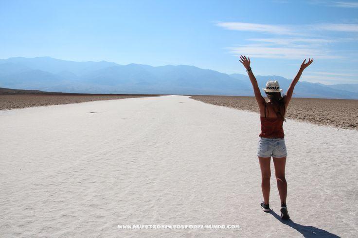 14 agosto: Death Valley (Valle de la muerte) – Bridgeport