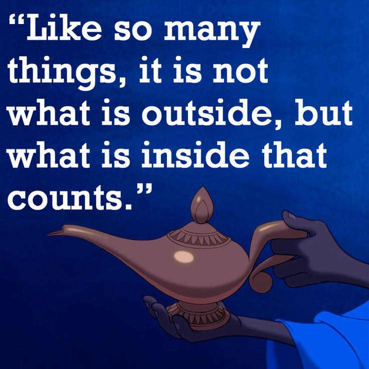 Disney One Liner Quotes: 17 Best Aladdin Quotes On Pinterest