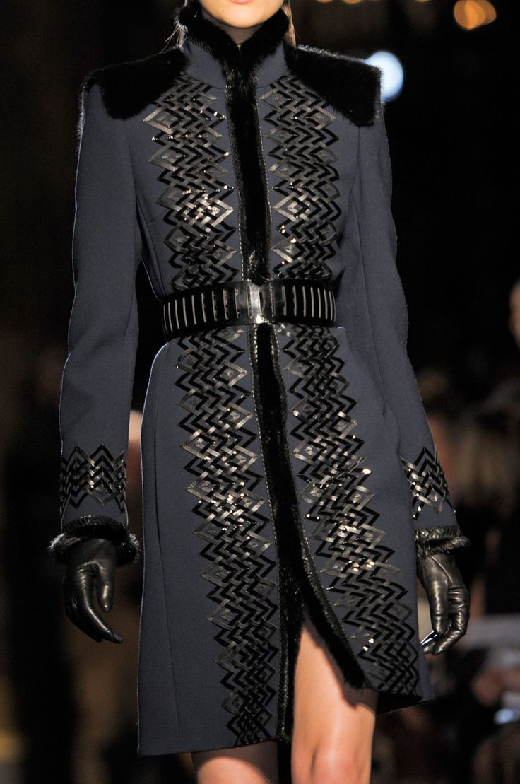 Andrew Gn at Paris Fashion Week Fall 2012 - StyleBistro