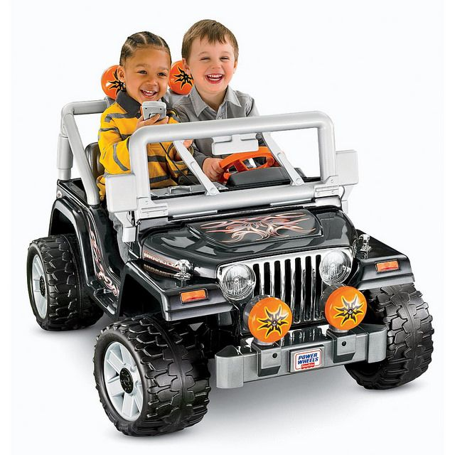 fisher price jeep wrangler electric jeep review kids power wheelselectric vehicleelectric carscars for