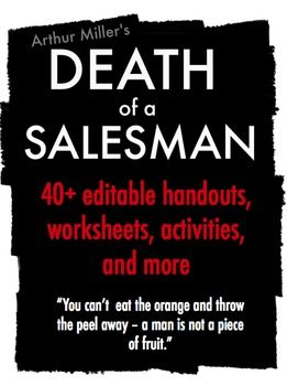 the idea of creating a legacy in the play death of a salesman by arthur miller Arthur miller wrote his play death of a salesman in 1949 report abuse home all reviews death of a salesman by arthur miller death of arthur miller presents the idea that any man can strike it rich.