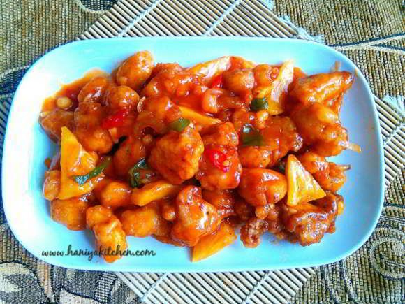 Resep Ayam Kuluyuk Asam Manis Resep Ayam Makanan Resep Masakan