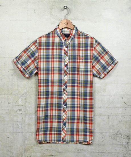 Fred Perry Summer Madras Shirt  £70.00 http://www.fredperry.com/men/woven-shirts/summer-madras-shirt.html