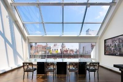 Multi-million dollar views of Soho