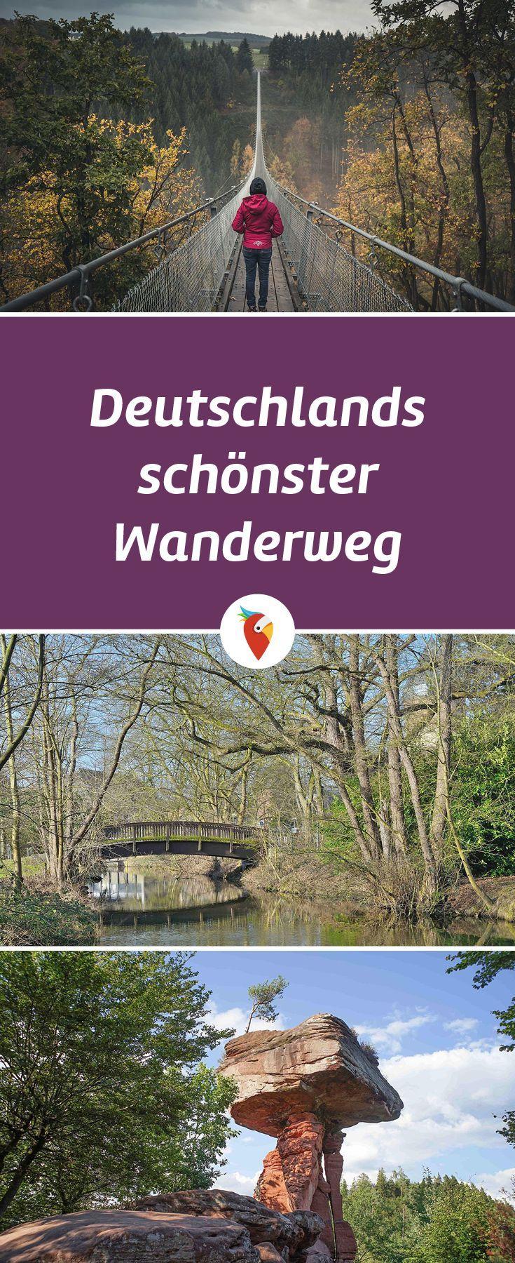 Wanderurlaub in Deutschland erleben – Herta Emich