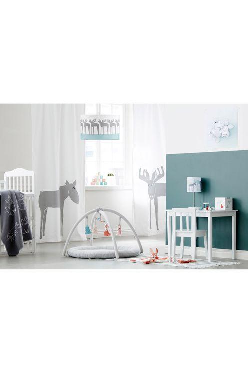 Kids Concept Bordslampa Edvin Älg
