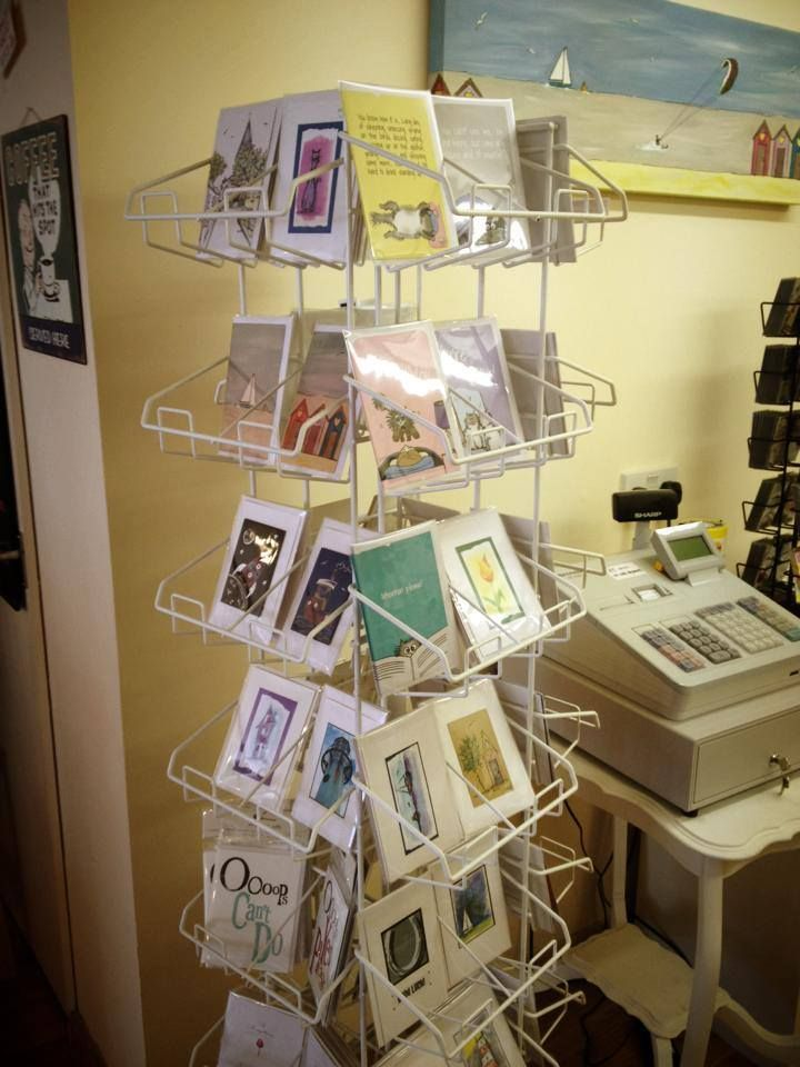 Lead Arts cards now in stock at Memory Lane in Titchfield.