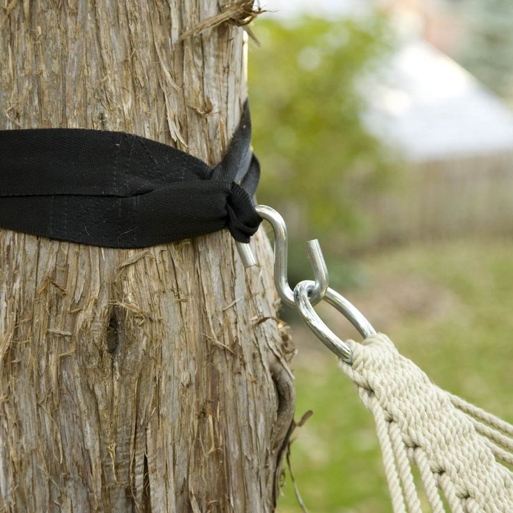 tips for hanging a hammock