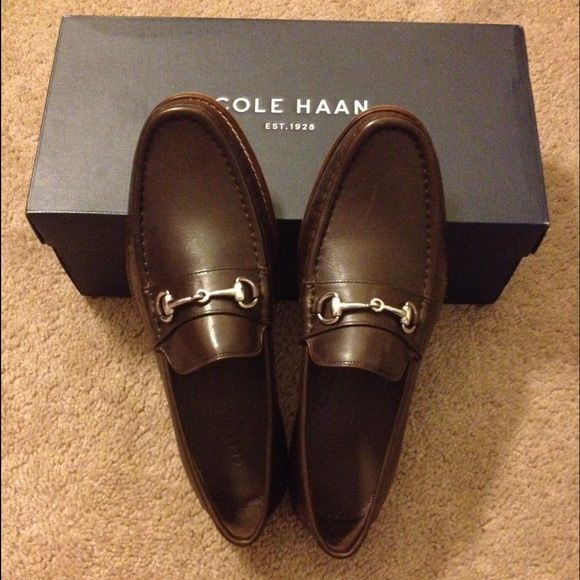 Cole haan men's shoes!price is firm!