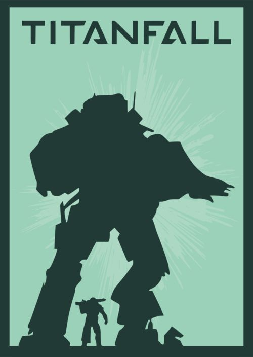 Really cool Titanfall art from the titanfall Tumblr