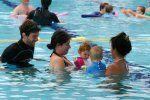Bébés nageurs - Aquababyclub à Saint-Pierre (Réunion)