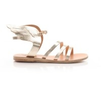 ANCIENT GREEK SANDALS SANDALO PIATTO ALATO  (Wings!!)