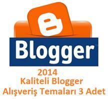 Bu sayfada Blogger için düzenlenmiş Blogger Alışveriş E-Ticaret temalarını şablonlarını bulabilirsiniz.Bazıları özel olarak Blogger için tasarlanmış yepyeni temalardır.Seo Mektebi'nin yayınladığı Blogger Temaları şablonlarının önizlemesi bulunmaktadır.