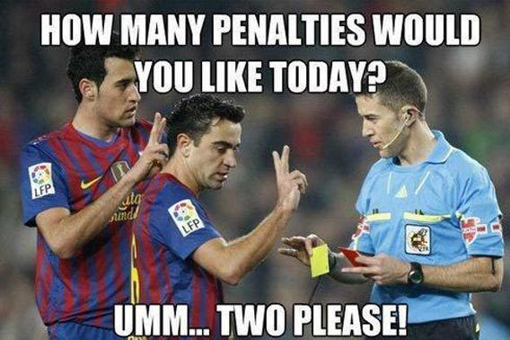 Some soccer memes are too funny not to share. Why? Because some soccer memes hit home. They understand a culture and struggle that is faced in the game that those who don't' love soccer won't' understand. So here are some of my favorite soccer memes. 12 t