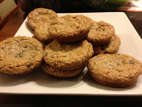 Chocolate Cherry Oatmeal Cookies Recipe :) Delicious & super easy to ...