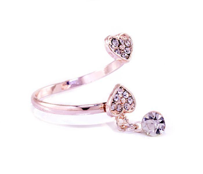 Bizsu Gyűrűk Ricarica arany