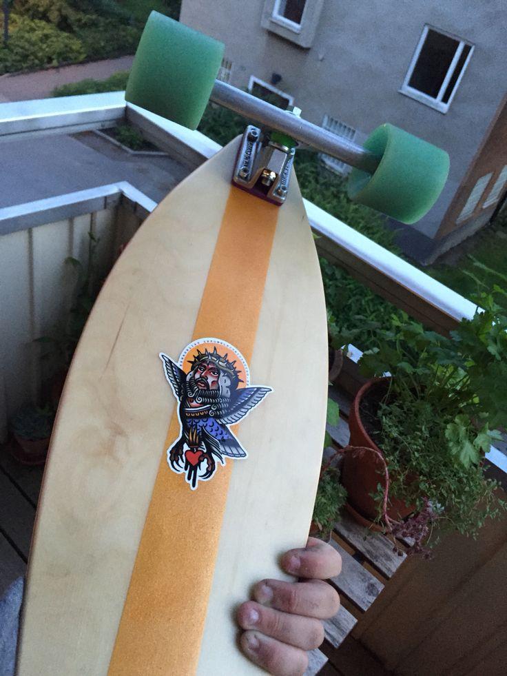#longboard #cruiserboard #ermanflink #ermanblixt #handmade #woodcraft #megaboard #skateboard #buildalongboard #ermanboards