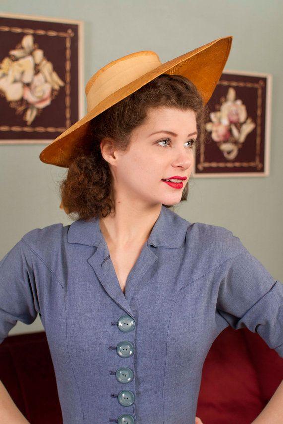 1940s summer hats - Google-Suche