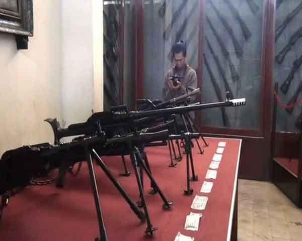 Libur Kemerdekaan, Museum Brawijaya Ramai Pengunjung