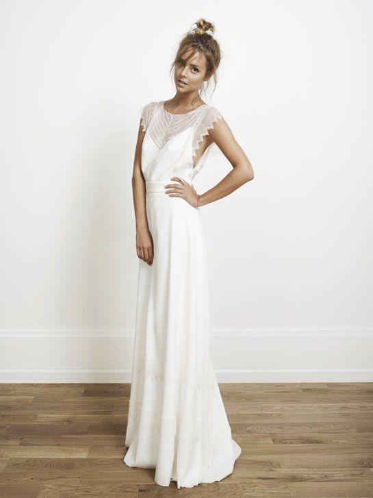 Los vestidos de novia hippies son perfectos para tí!