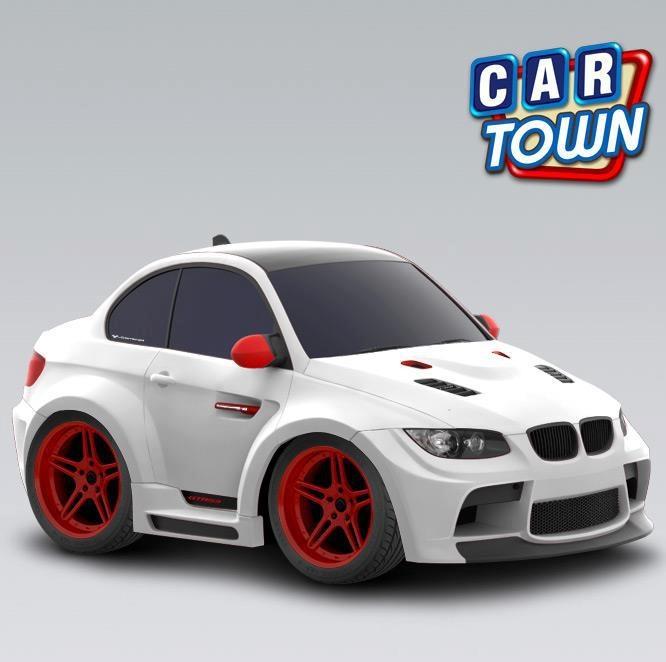 ¡Regresando por la primera vez desde que fue lanzado: el Vorsteiner GTRS 3 2012! ¡Agarra hoy este cupé deportivo único e increíble para tu taller Car Town!    27/02/2013