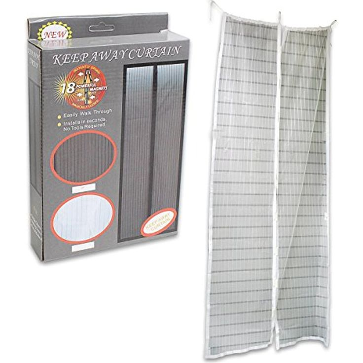 Keep Away Curtain Doorway Screendoor Dog Cat Pet Easy Walk Through 21277 by Bon Marketing @@ For you to view further for this item, visit the image link. (This is an affiliate link and I receive a commission for the sales)