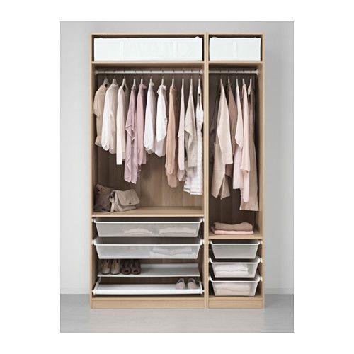 766 best IKEA PAX KOMPLEMENT images on Pinterest   Bedrooms, Closet ...