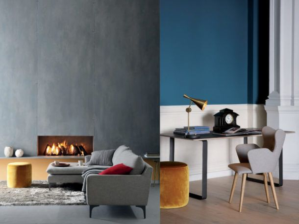 As we move into 2018, colours seem to be getting deeper and richer, taking 2017's soft pastels and giving them a moody, sophisticated makeover. Combined with plush materials like velvet, these hues are tapping into our more serious sides. If you want to jump on the trend, but aren't sure how to make it work, let the stars be your guide: Here are the best colours for each astrological sign.