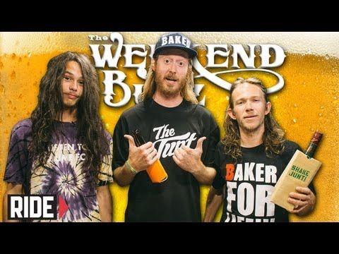 Bryan Herman, Dee Ostrander & Doughnut: Auto Tune & Citizen\'s Arrest! Weekend Buzz ep. 67 pt. 1
