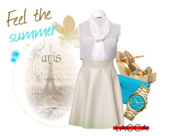 Sparkle in the romantic and elegant summer sets of Lacca!