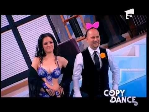 Proba Copy Dance: Ozana Baranacea și Daniela Crudu dansează pe ritmuri o...