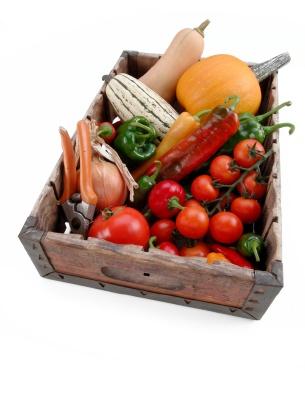 Seasonal Fruits & Vegatables