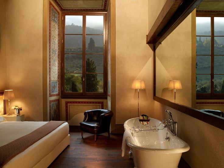 Il Salviatino Luxury Hotel Florence Tuscany