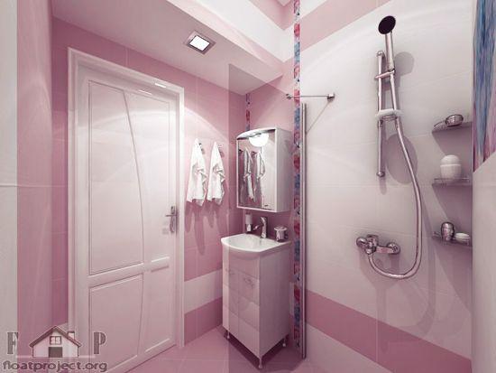 Small Pink Bathroom Pink Bathrooms Designsbathroom Small