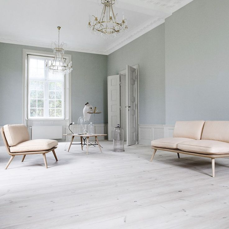 Hardwood Floor Furniture Part - 50: Colour Scheme All Grey With Warm Beige Do Walls Lighter Floor Darker