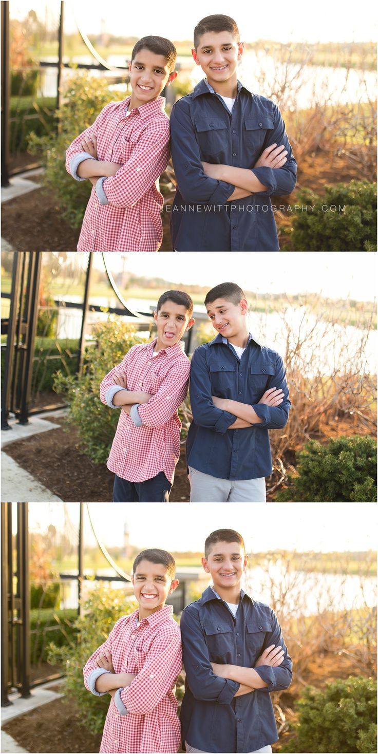 Picture Ideas With 2 Brothers