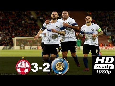 Hapoel Beer Sheva vs Inter Milan 3 2 ● Highlights & All Goals ● UEL Nove...