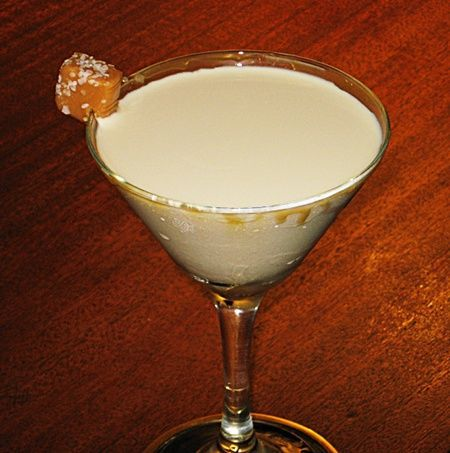 Salted Caramel Martini | Hampton Roads Happy Hour