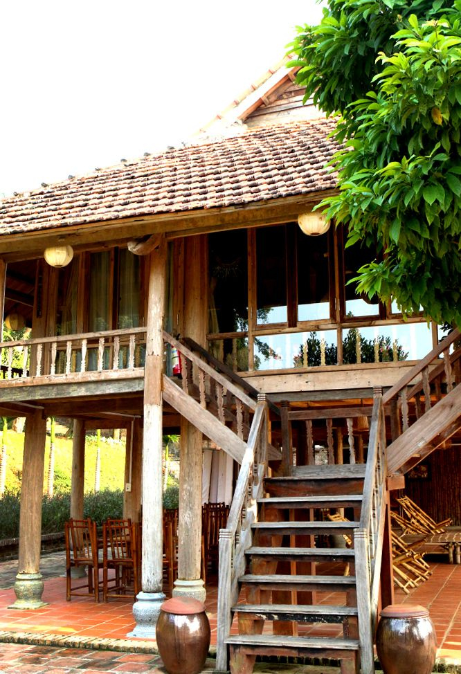 Perfect for a group of 20. Experience life like a Vietnamese. #HomestayHanoi