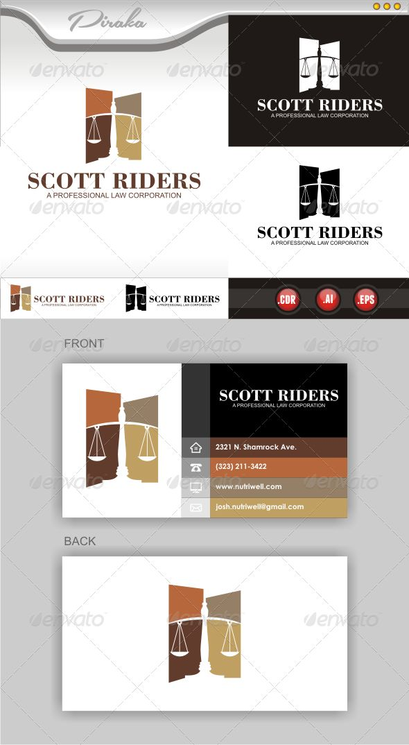 50 best Law Firm Logo Template images on Pinterest Logos, Adobe - law firm brochure