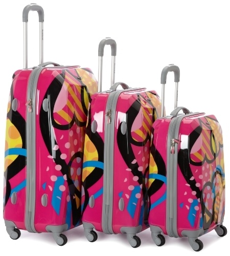 65 best Luggage images on Pinterest | Luggage sets, 3 piece and Bags