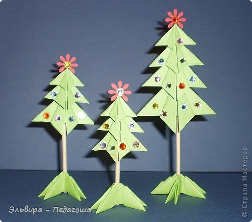 3d Origami Christmas Tree Today I Want To Share 3d: 399 Best Images About Christmas Tree
