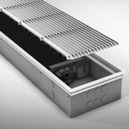Внутрипольные конвекторы отопления  JAGA Mini Canal JR Артикул: MICL0.00907014/SNA/JR Встраиваемый в пол конвектор Jaga Mini Canal Jaga-Rus, естественная конвекция, решетка линейная анодированная (серебристая). Гарантия производителя.