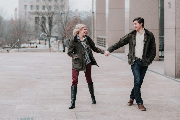 Downtown St. Louis,Engagement Photography,Real Engagement,St. Louis Arch Engagement,St. Louis Engagement,Stl engagement,WInter Engagement,city garden,manda renee,peabody,